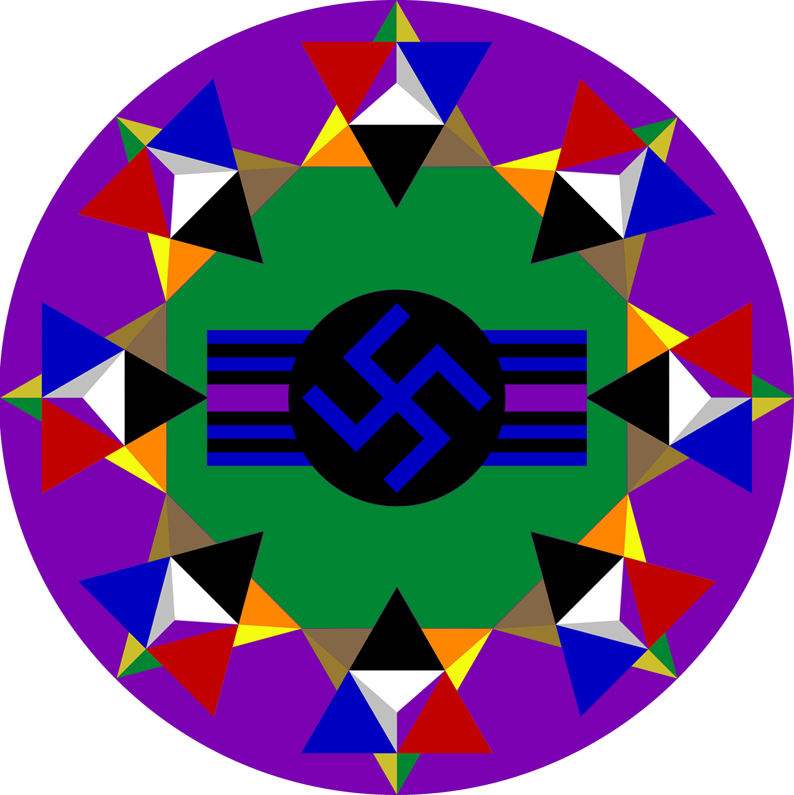 Free World Alliance Emblem