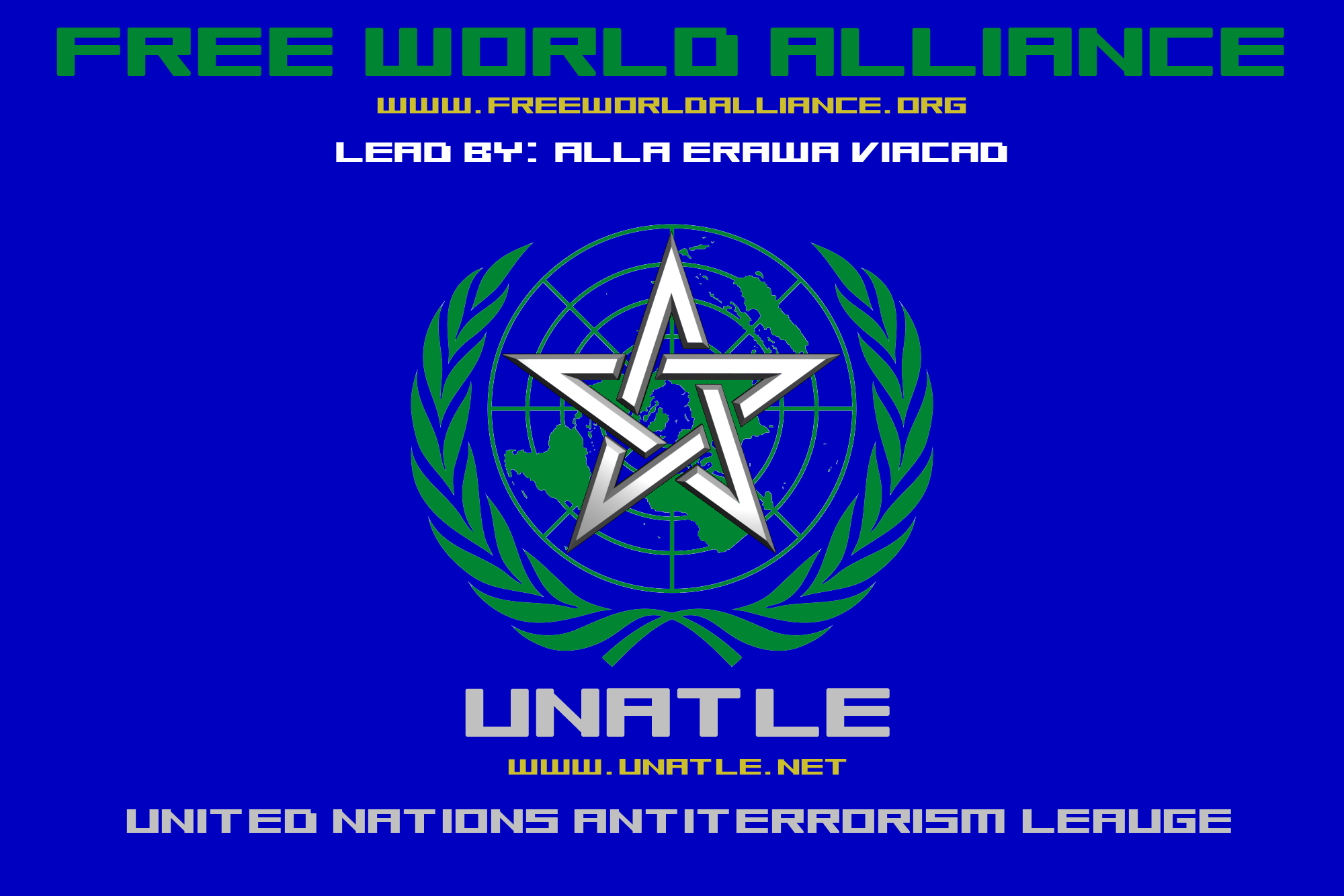 United Nations AntiTerrorism Leauge